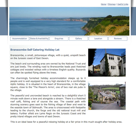 Holiday Let Website-other-image